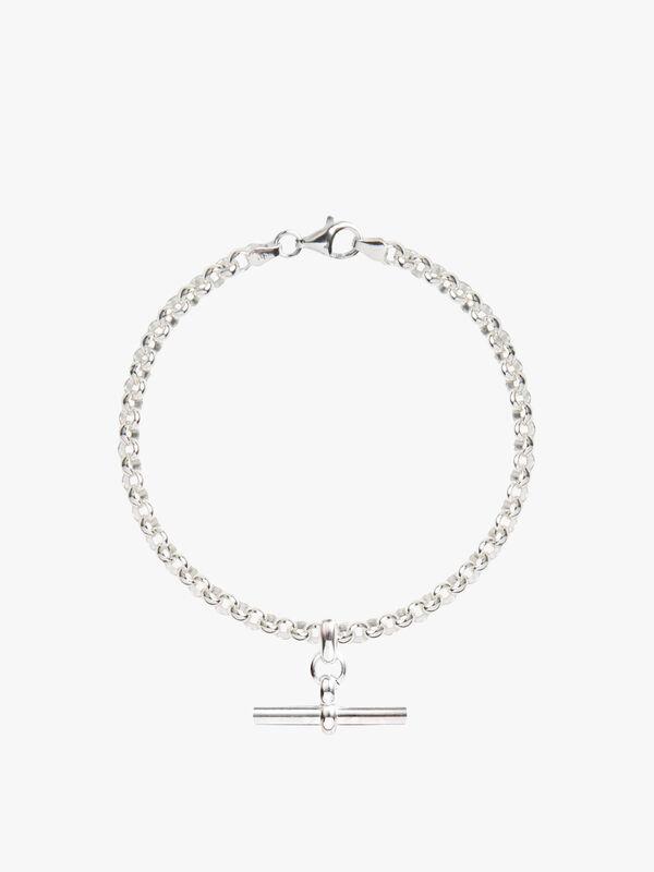 Belcher with T-Bar Bracelet