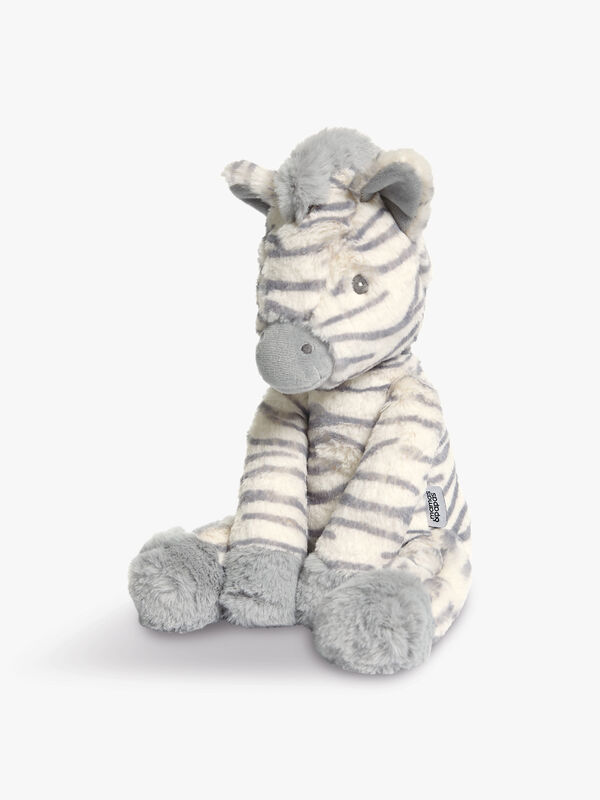 Welcome to the World Zebra Soft Toy