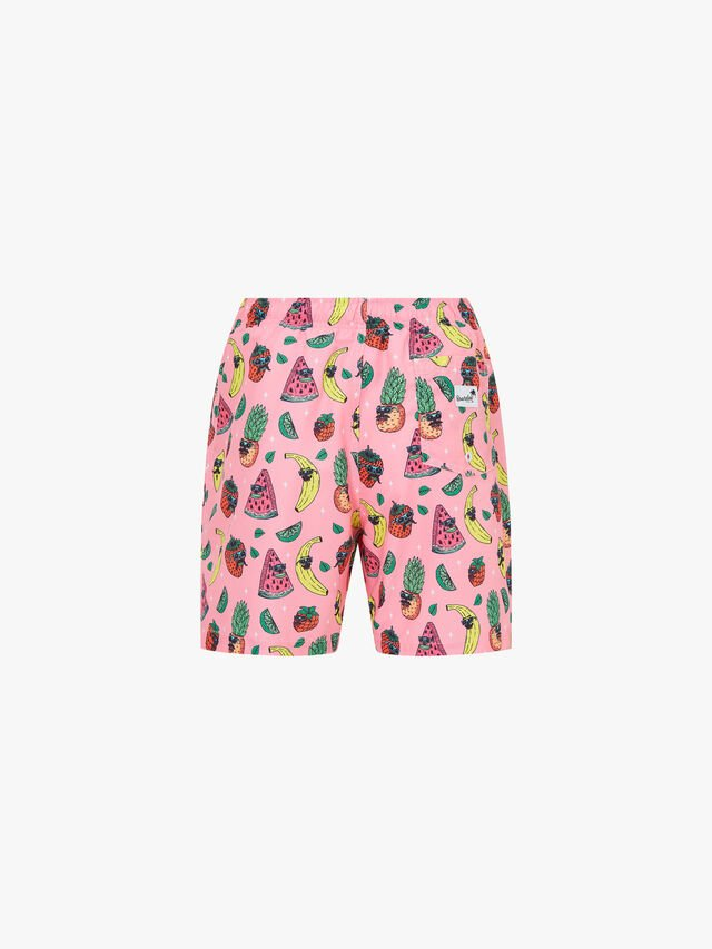 Fruity Mid Length Swim Shorts