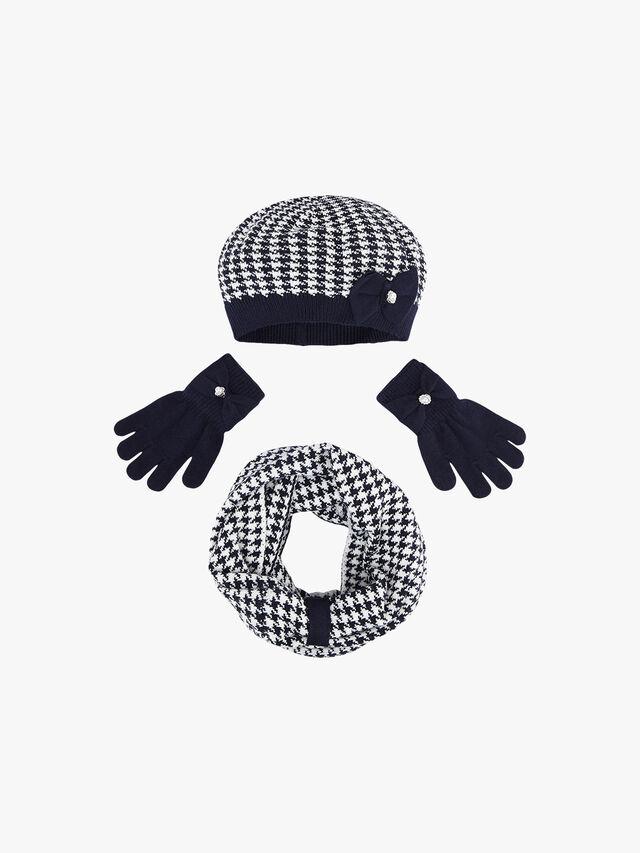 Hat Scarf & Glove Set