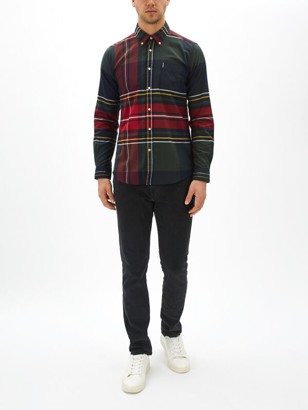 Highland Check 23 Tailored Shirt