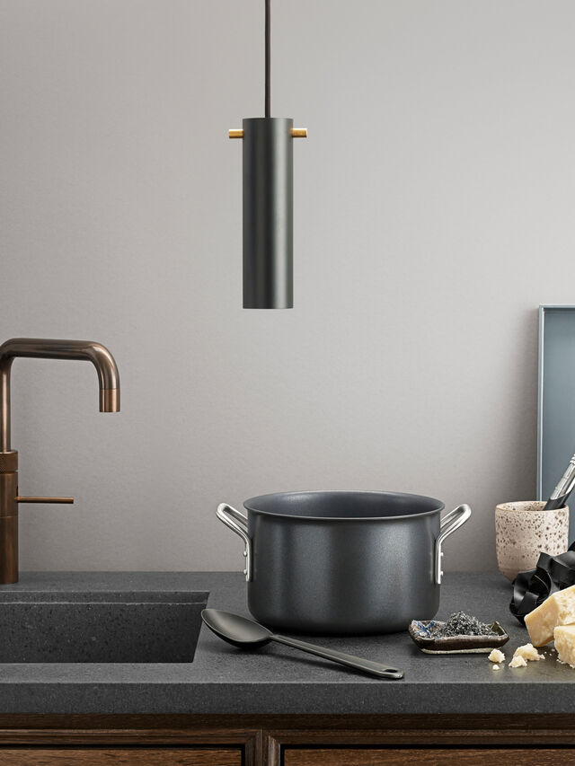 Black Line Casserole Pot 2.5l