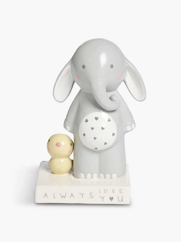 Ellery Elephant Money Box