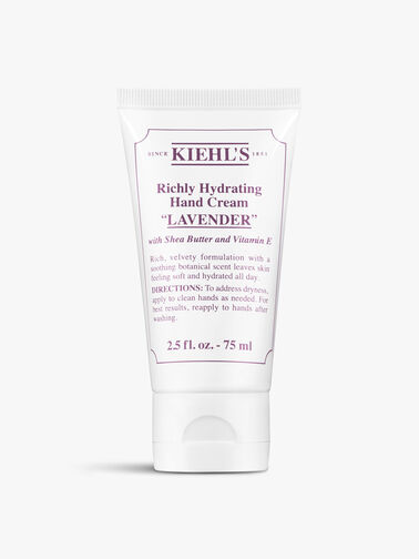 Richly Hydrating Hand Cream Lavender