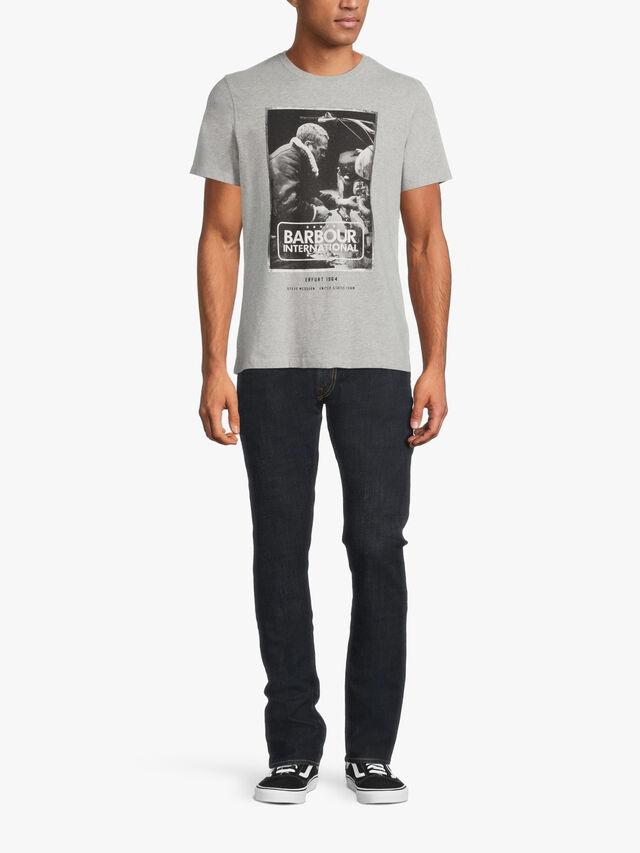 Mechanic Steve T-shirt