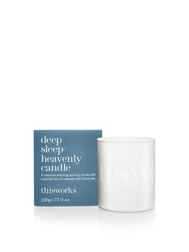 Deep Sleep Heavenly Candle