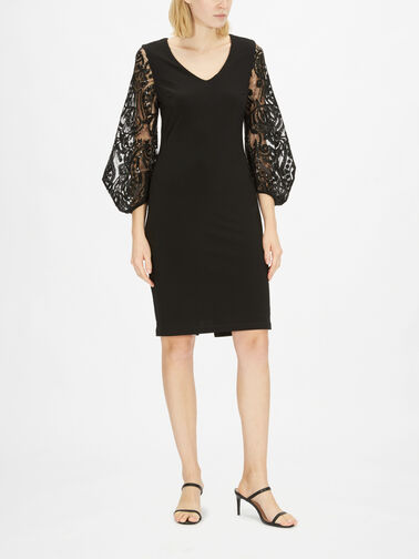 Mesh-and-Sequin-Slv-Dress-0001188586