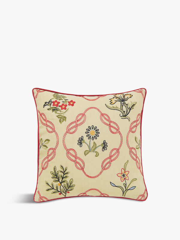 Strawberry Thief Cushion
