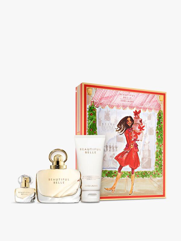 Beautiful Belle Favorites Trio Gift Set