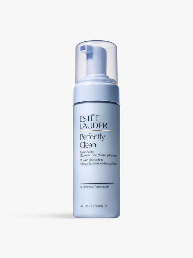 Perfectly Clean Triple-Action Cleanser/Toner/Make Up Remover