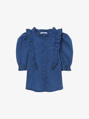 Ruffle-Trim-Denim-Shirt-6183-SS21