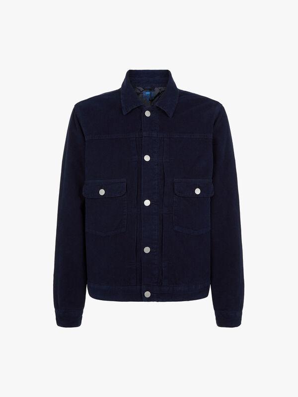 E-Classic Corduroy Jacket
