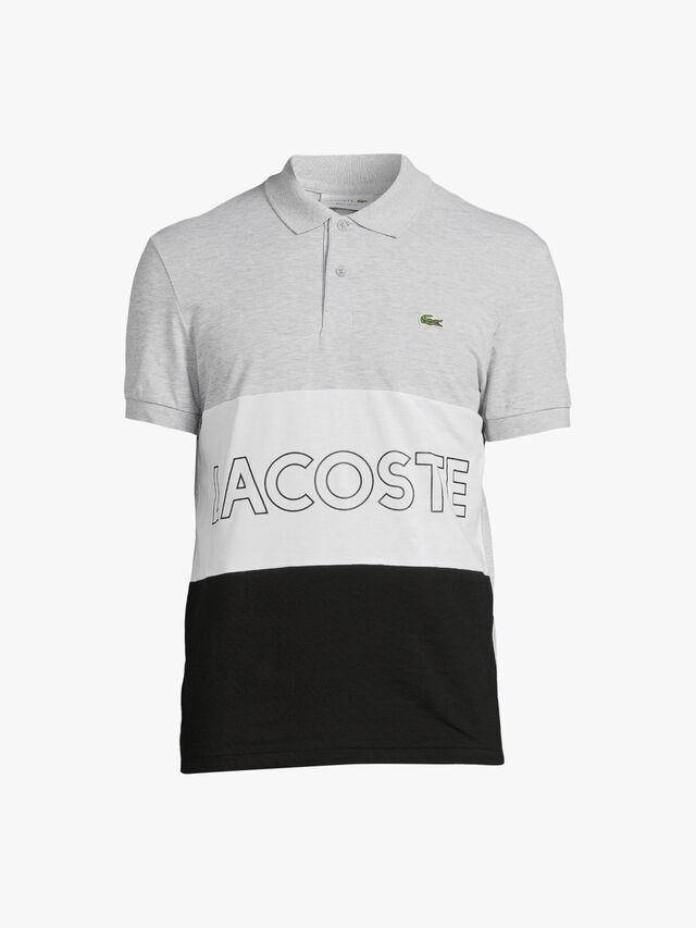 Ultra-Lightweight Colorblock Cotton Regular Fit Polo