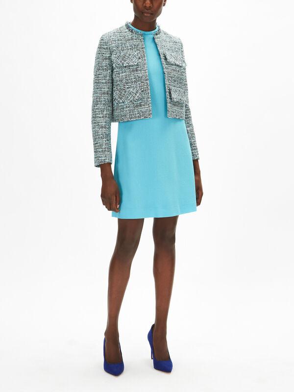Tweed Short Jacket