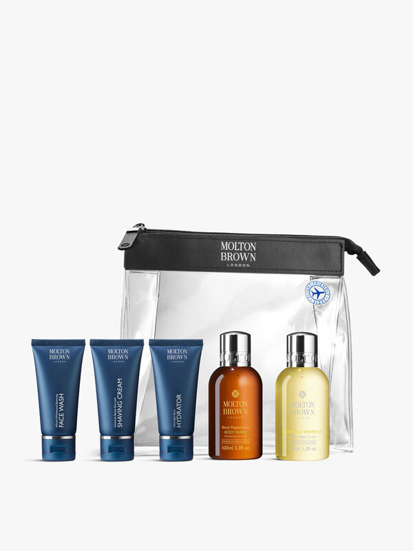Men's Travel Luxuries Set