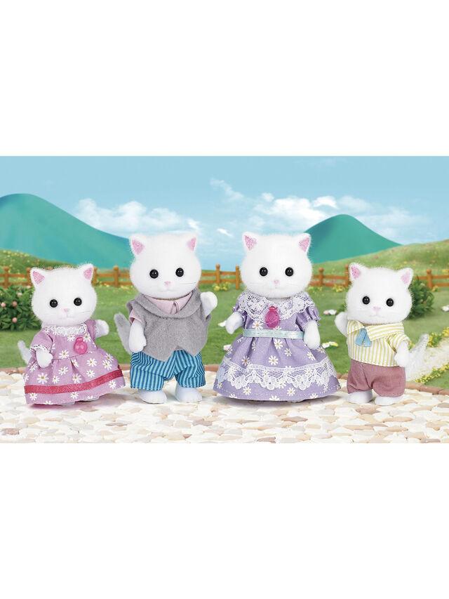 Persian Cat Family