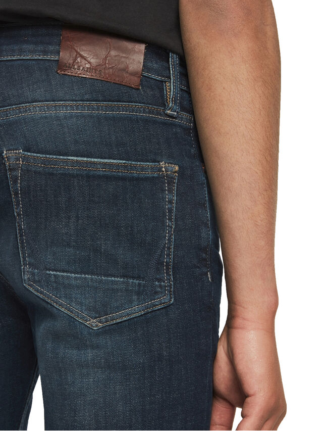 Cigarette Skinny Jeans