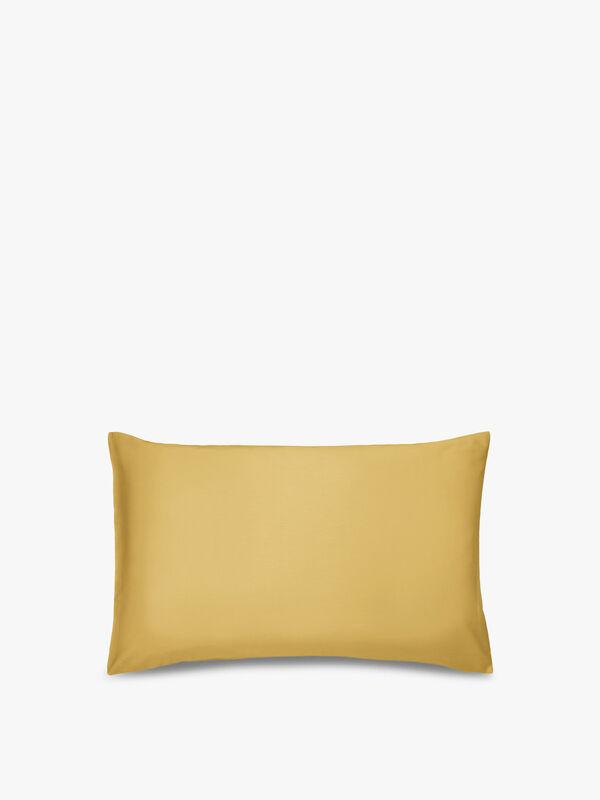 400 TC Plain Dye Standard Pillowcase