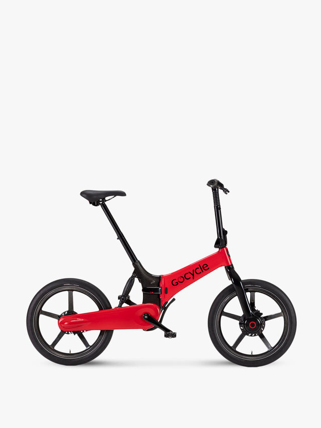 Gocycle G4i+ Electric Folding Bike