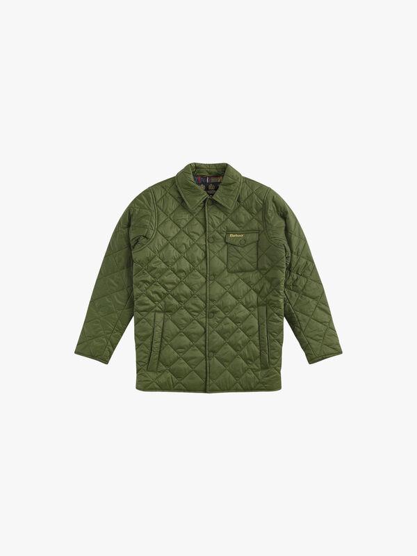 Temper Quilt Jacket
