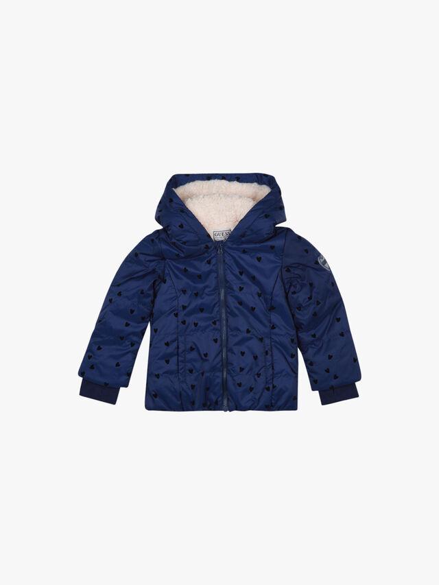 Hooded Hearts Jacket