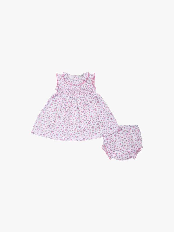 Castle Couture Print Dress Set