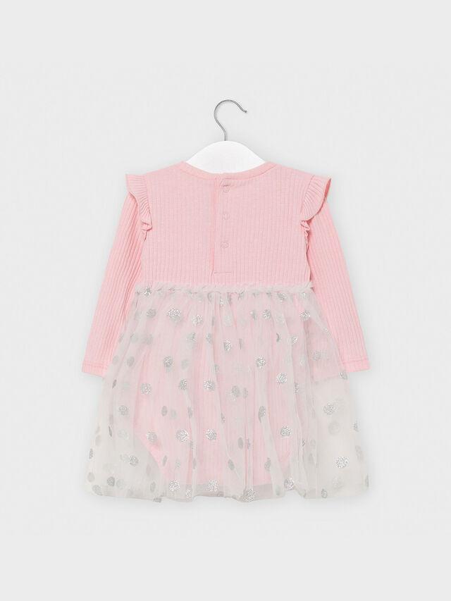 Tulle Spot Skirt Dress