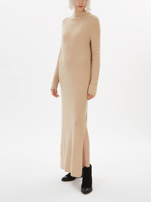 Amelia Long Sleeve Long Dress