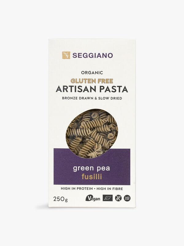 Gluten Free Green Pea Fusilli 250g