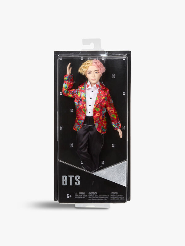 BTS V Fashion Doll