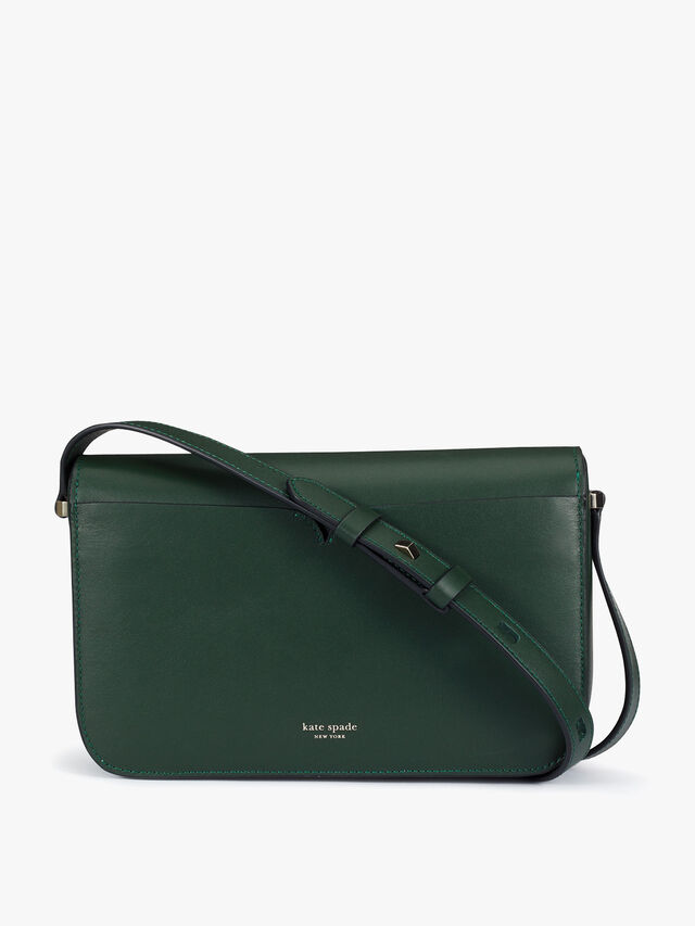 Nicola Twistlock Medium Shoulder Bag