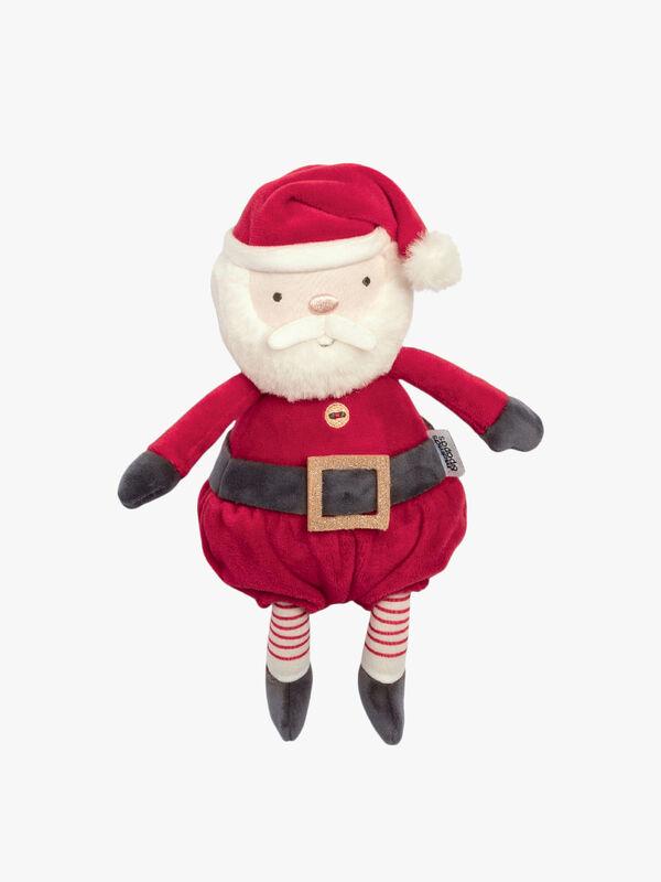 Santa Soft Toy