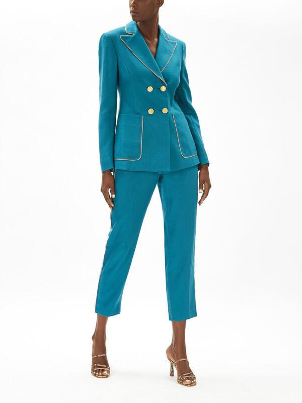 Textured Stretch Jacket