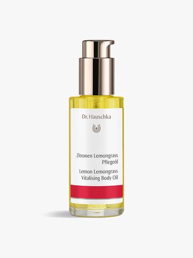 Lemon Lemongrass Vitalising Body Oil