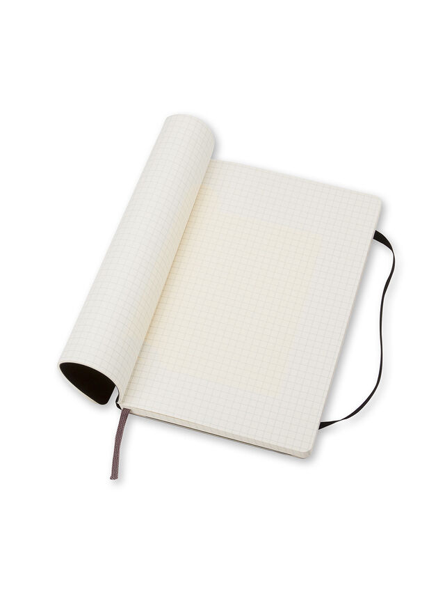 Pocket Notebook Squared Soft Cover