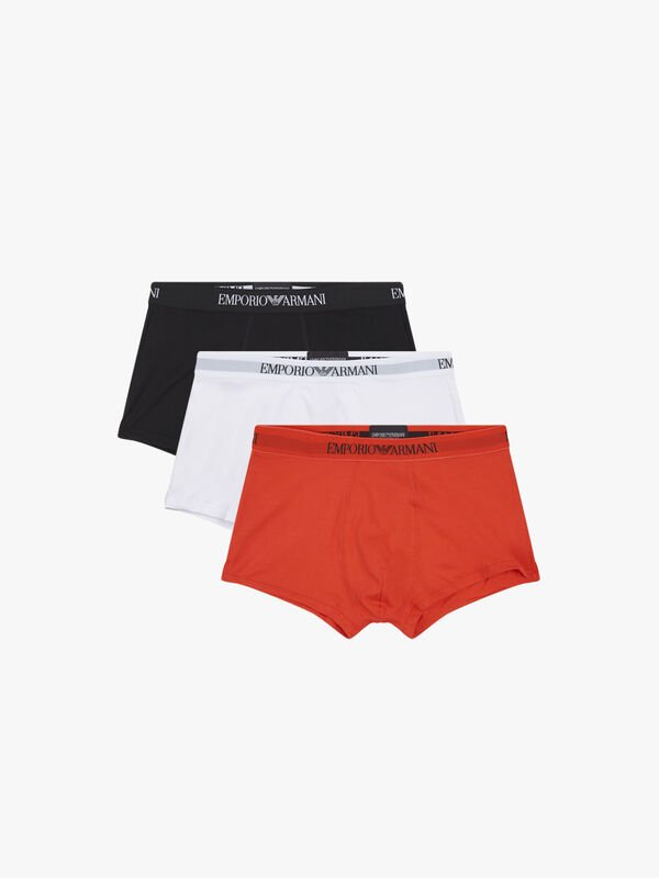 3 Pack Pure Cotton Trunk