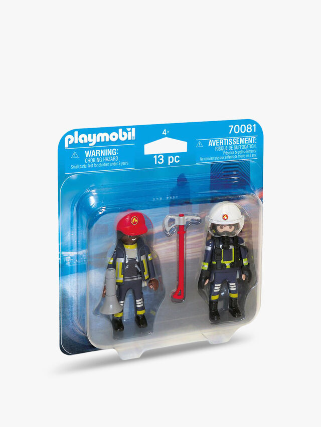 Rescue Firefighters Duo Pack