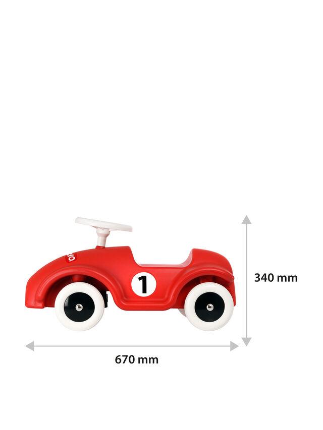 BRIO Ride On Race Car