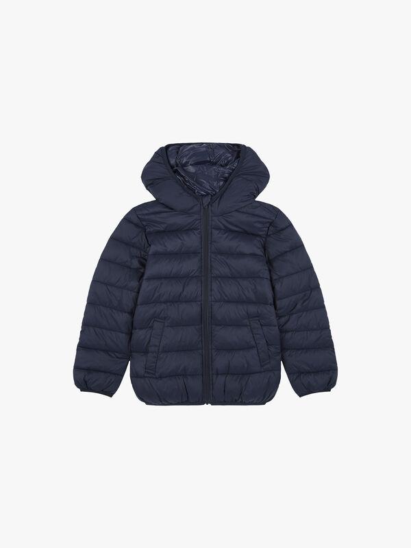 Short Puffa Coat