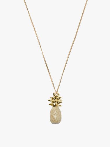 Pineapple Tiny Pendant