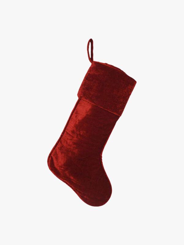 Velvet Stocking