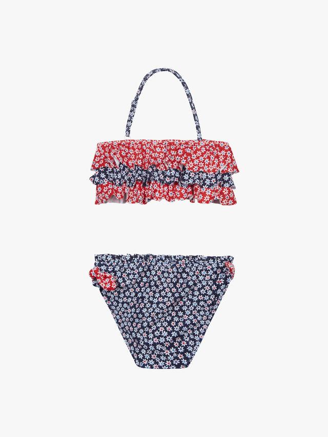 Ditsy Floral Print Bikini