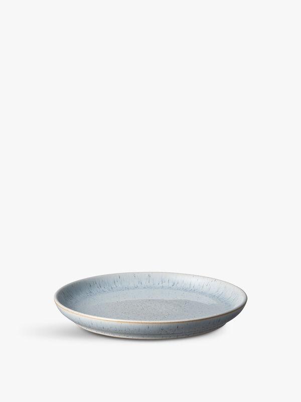 Studio Blue Pebble Small Coupe Plate