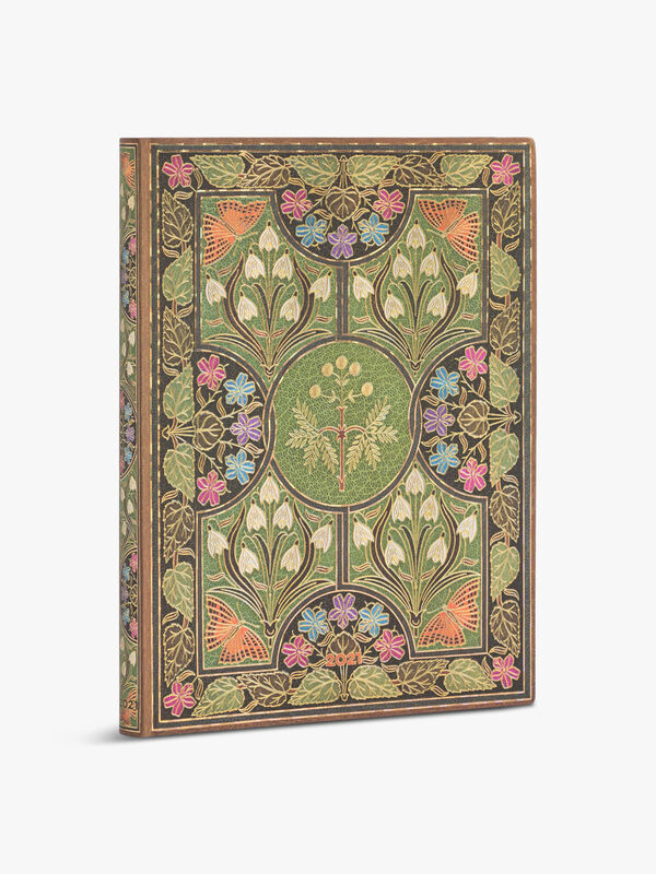Poetry In Bloom Ultra Flexi Diary