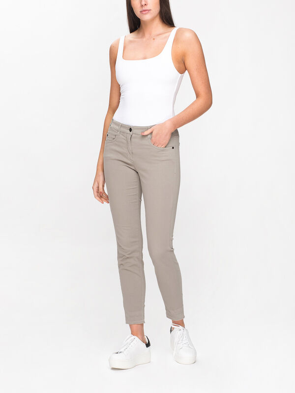 Casual 5 Pocket Skinny Trouser