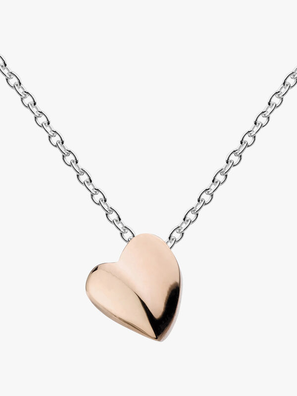 Miniature Sweet Heart Necklace