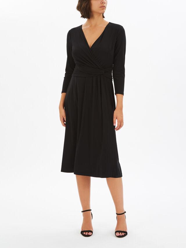 Zanahary 3/4 Sleeve Day Dress