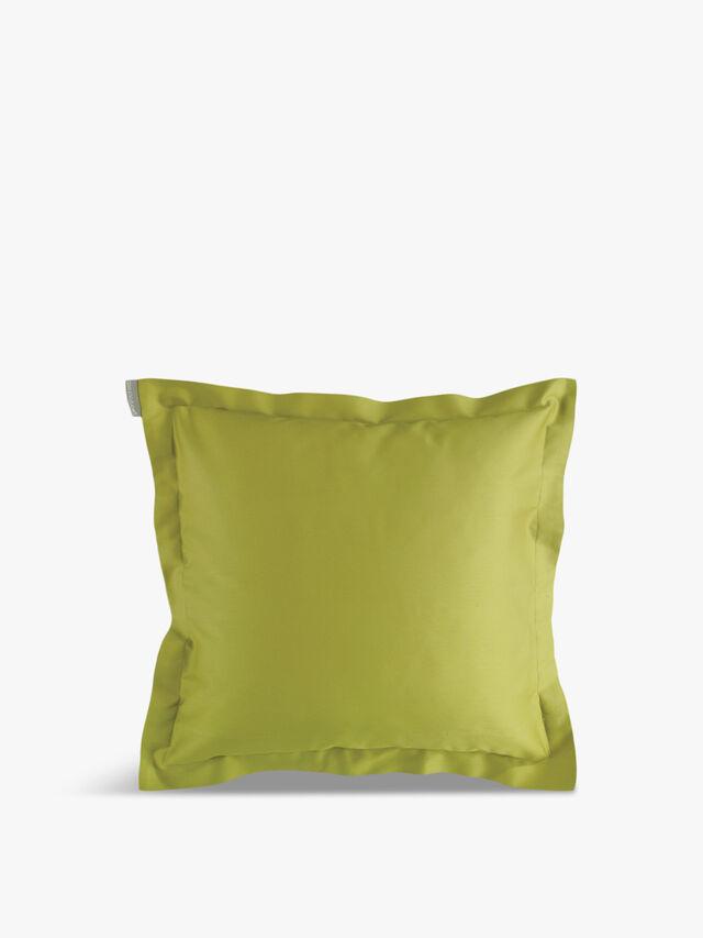 Verde Uni Pillow Case