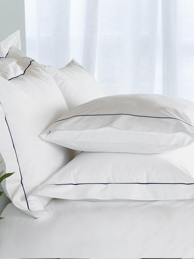 Laura Square Oxford Pillowcase