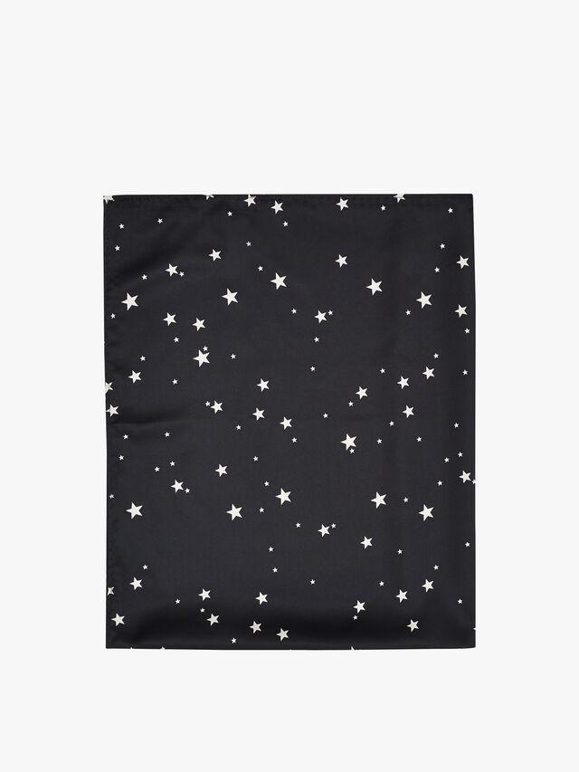 Cosmic Star Square Scarf